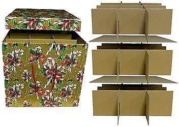 Christmas Tree Storage Box | eBay