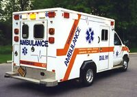 Careers in EMS start with EMR. Next Class begins June 6!