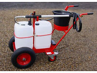 50L Watering Trolley for Hanging Baskets