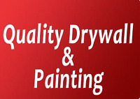 Need Drywall & Painting Done? Professional Workmanship