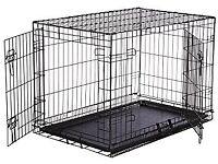 X X LARGE 2 DOOR DOG CAGE