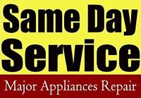 Same day affordable appliance repair - 647-294-0121