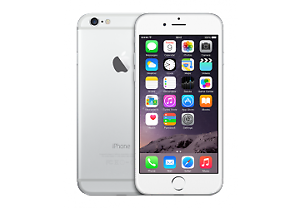 iphone 6 64 GB White/Silver Excellent condition