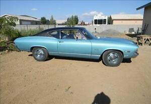 Searching for My 1968 Chevelle