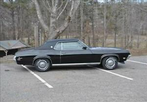 Wanted 1969 Mercury Cougar
