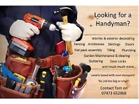BS9 Carpenter & Handyman Available! No job too big or small