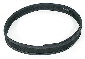 Blackhawk Enforcement Trouser Belt Wwoven Nylon Hookloop Large Black 44b1lgbk