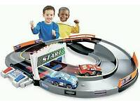 Shake'n'Go race cars track toy
