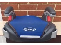 Graco Booster Seat City Group 2-3 / 15-36kg / 4 - 12 Years - In blue