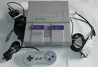 *****SUPER NINTENDO SNES SYSTEM + MANY GAMES AVAILABLE!!!*****