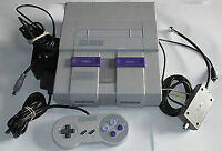 *****NINTENDO SNES SYSTEM + MANY GAMES AVAILABLE!!!!!*****