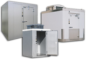 WALK-IN COOLER AND FREEZER FOR SALE. 416-858-8878