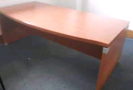 2 metre executive office desk