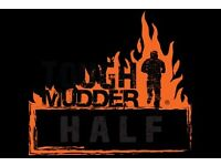 TOUGH MUDDER HALF tickets FOR SALE x4