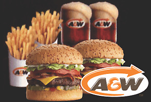 A&W Franchise for sale in Mall