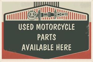 OVER 100,000 Used and New Honda, Suzuki, Kawasaki & Yamaha parts