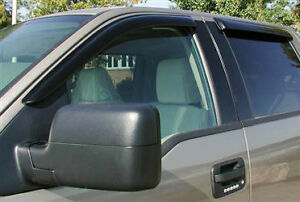 NEW Stampeed Vent Visors for 99-05 F250/350 Extended Cab Edmonton Edmonton Area image 1