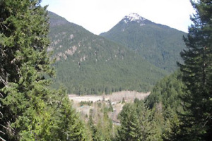 Amazing, fully serviced view building lot in Sunshine Valley - P