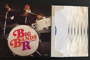 BIG BAND/SWING/JAZZ VINYL LP RECORDS FROM THE 1930s, 40s, 50s.