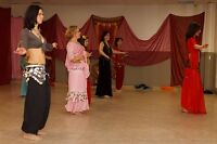 belly dancing classes for beginners Varsity Community (NW)