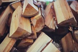 Hardwood & Softwood Seasoned Logs