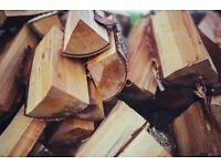 Hardwood & Softwood Seasoned Logs