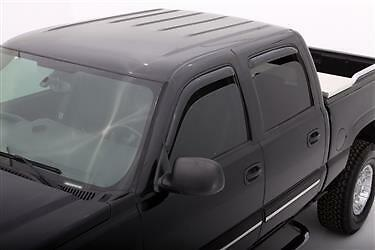 For: CADILLAC ESCALADE EXT 194355 Window Vent Shades Visors IN CHANNEL 2002-2006