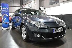Renault Megane 2012 1.5 Dominique Tom Tom Diesel cheap tax cheap to run