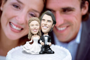 Custom Wedding Cake Topper, best gift for your bridal party