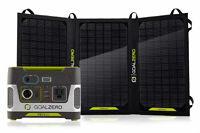 Goal Zero Yeti 150 & Nomad 20 Solar Charger & Panel Kit