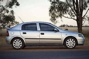 2003 Holden Astra Hatchback Mittagong Bowral Area Preview