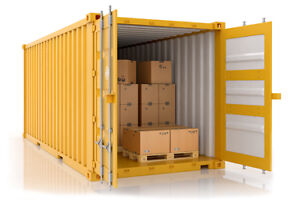 SHIPPING STORAGE CONTAINERS 20' 40' 40HC