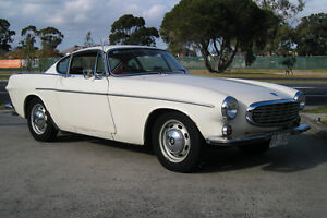 1970 P1800S Volvo - pristine condition. SOLD: $8300