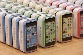 APPLE IPHONE 5C UNLOCKED LIKE NEW CONDITION OPEN ON ALL NETWORK AND WARRANTY