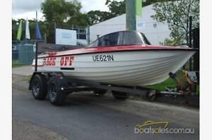 ski boat v8 chev 350 sbc like ramsay clinker Toronto Lake Macquarie Area Preview