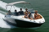 SeaDoo Challenger 180 se with trailer