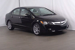 2011 Acura CSX iTECH EDITION (MANUAL) FOR SALE!