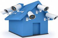 Data Cabling - Security Cameras - Smoke and Carbon Detectors