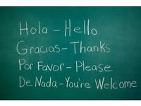 Learn Spanish (private and group lessons)