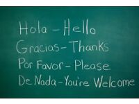 Learn Spanish or improve your English with private tuition from a fluent Spanish/English speaker