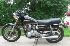 Classic Motorcycle For Sale!