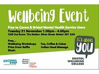 WellBeing Event - free