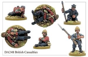 BARGAIN! Colonial British Casualties DA248