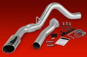 Exhaust System Kit; Monster Banks Power