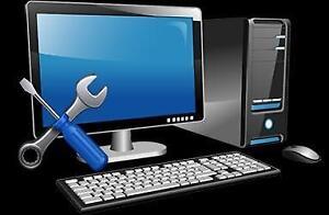 Computer repair- Hardware - Software