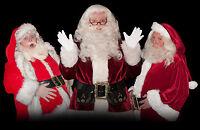 Santa FOR HIRE!