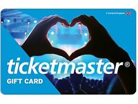 £150 ticket master e-gift card
