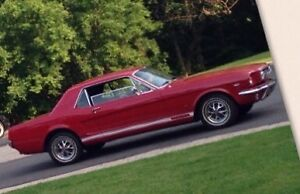 Mustang GT 1966 Rally Pack