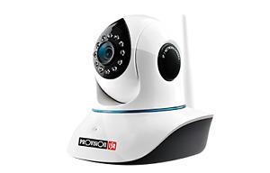 Caméra de surveillance intérieure IP