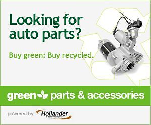 Find Certified Recycled Auto Parts